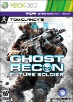 Tom Clancy's Ghost Recon: Future Soldier Cover (Click to enlarge)
