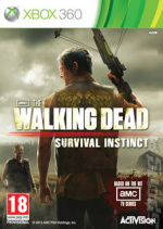 The Walking Dead: Survival Instinct Cover (Click to enlarge)