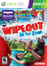 Wipeout In the Zone Cover (Click to enlarge)