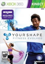 Your Shape: Fitness Evolved Cover (Click to enlarge)