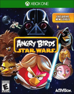 Angry Birds: Star Wars Cover (Click to enlarge)