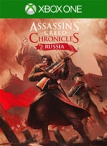 Assassin's Creed Chronicles: Russia Cover (Click to enlarge)