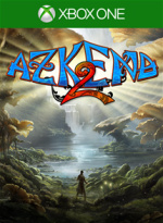 Azkend 2: The World Beneath Cover (Click to enlarge)