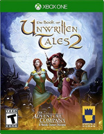 The Book of Unwritten Tales 2 Cover (Click to enlarge)