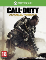 Call of Duty: Advanced Warfare Cover (Click to enlarge)