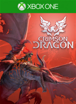 Crimson Dragon Cover (Click to enlarge)