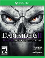 Darksiders II: Deathinitive Edition Cover (Click to enlarge)