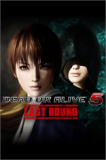 Dead or Alive 5: Last Round Cover (Click to enlarge)