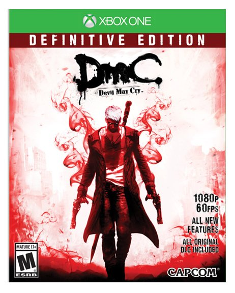 Today: DmC Devil May Cry: Definitive Edition (Xbox One) - Xbox News