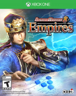 Dynasty Warriors 8: Empires Cover (Click to enlarge)