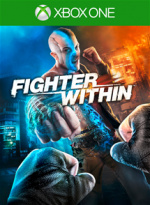 Fighter Within Cover (Click to enlarge)