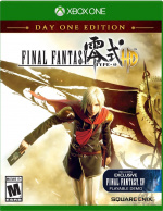 Final Fantasy Type-0 HD Cover (Click to enlarge)