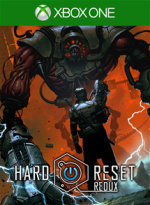 Hard Reset Redux Cover (Click to enlarge)