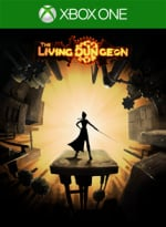 The Living Dungeon Cover (Click to enlarge)