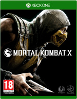 Mortal Kombat X Cover (Click to enlarge)