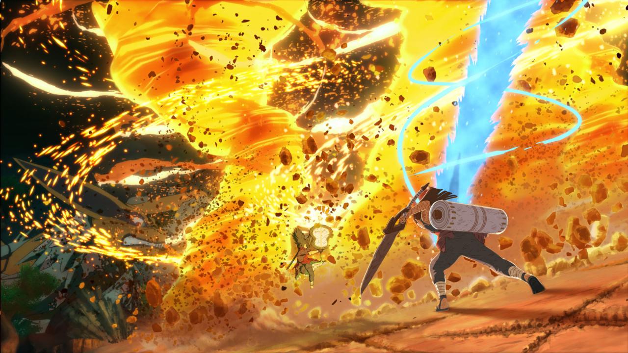 NARUTO SHIPPUDEN: Ultimate Ninja Storm 4 (Xbox One) News ...