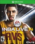 NBA Live 14 Cover (Click to enlarge)