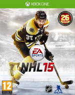 NHL 15 Cover (Click to enlarge)