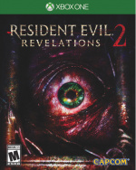 Resident Evil: Revelations 2 Cover (Click to enlarge)