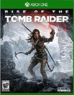 Rise of the Tomb Raider Cover (Click to enlarge)