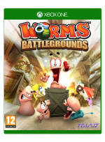 Worms: Battlegrounds Cover (Click to enlarge)