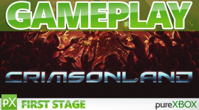 Crimsonland (Xbox One) - Pure Xbox First Stage