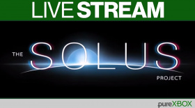 The Solus Project - Live Stream