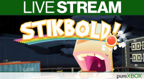 First Look - Stikbold! (Xbox One)