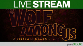 Live Stream: The Wolf Among Us (Xbox One)
