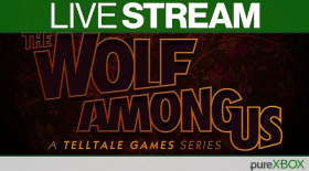 Live Stream: The Wolf Among Us: Part Two (Xbox One)