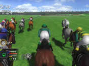 Champion Jockey Ready to Race for the Kinect Finish Line