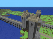 Minecraft Builds Its Way to Kinect