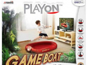 Kinect Game Boat Docks in the UK on 29th July