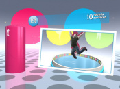 Contort On Kinect with Twister Mania on 1st November