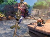 Kinect Rush: A Disney Pixar Adventure Scans You In