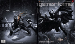 The GameInformer Cover