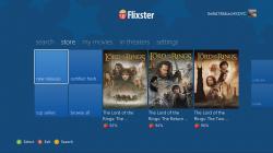Ta-dah! It's the Flixster interface.