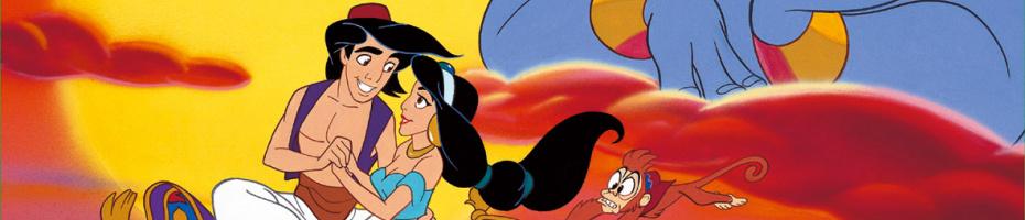 2. Aladdin (Megadrive/NES/Amiga/PC, 1993)