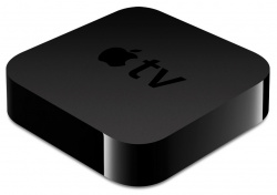 A new competitor for Apple TV, perhaps?
