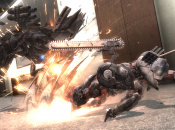 Blade Wolf Now Playable in Metal Gear Rising