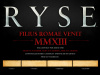 Crytek's Ryse Confirmed for Xbox One