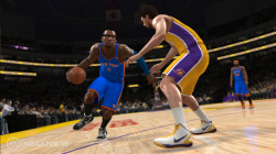 With any luck, the new NBA Live won't get canned.