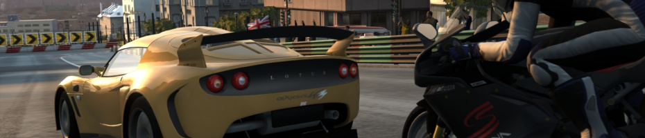1. Project Gotham Racing 5