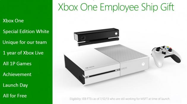 White Xbox One