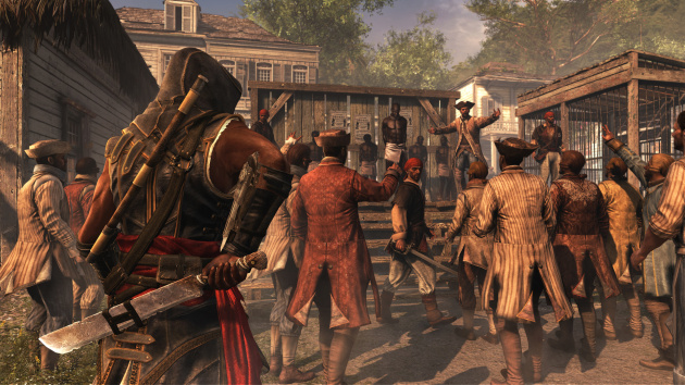 Assassins Creed IV Freedom Cry DLC