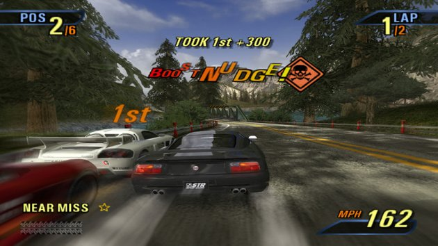 Burnout 3 - Boost Nudge!