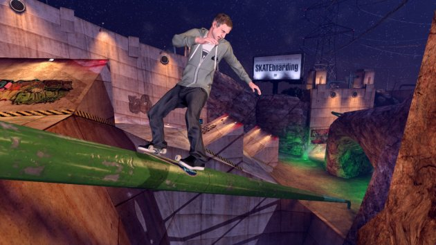 Tony Hawk can still ride and shred