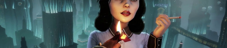 BioShock Infinite: Burial at Sea - Episode Two (Xbox 360)