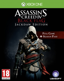 Xbox One Jackdaw Edition cover