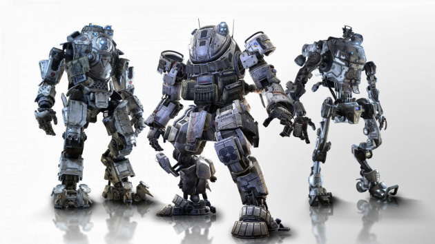 #8: Titans - Titanfall